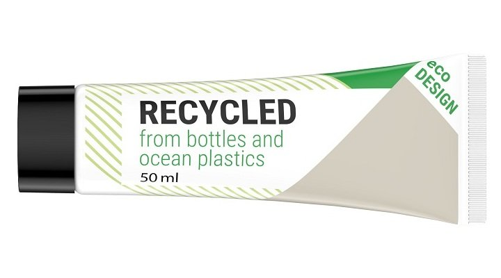 New Recycled Plastic Tube to be introduced by Neopac