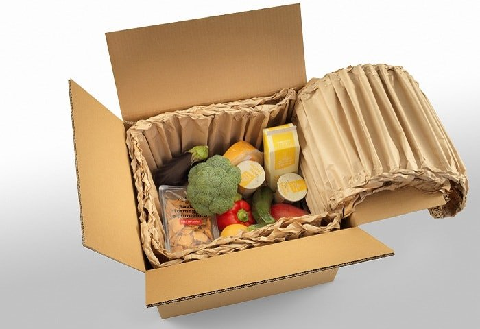 New Thermal Packaging solutions for e-food   Packaging World Insights