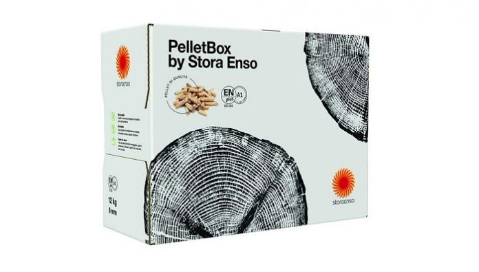 Stora Enso launches sustainable premium packaging for pellets